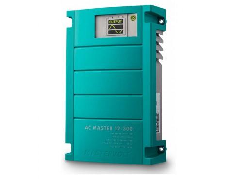 28010302 Convertidor de onda senoidal pura AC Master 12 VDC de Mastervolt. Salida 300 w - enchufe universal