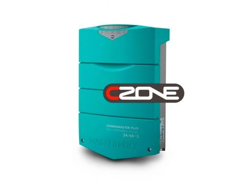 44320605 Cargador de baterías ChargeMaster Plus 24/60-3 - Compatible Masterbus y CZone