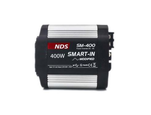 SM400-12 Convertidor Smart-in 230V/50-60Hz 12/400, onda modificada
