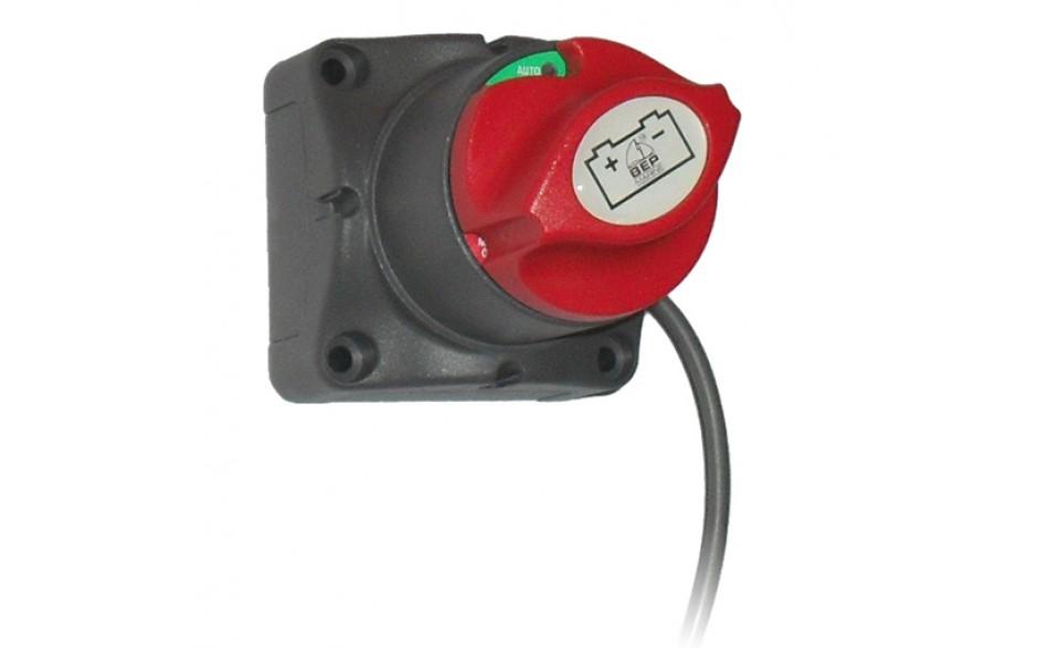 Desconectador remoto de baterías 701-MD