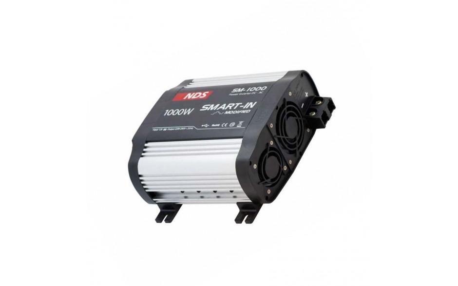 SM1000-12 Convertidor Smart-in 230V/50-60Hz 12/1000, onda modificada.