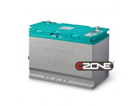 66011250 - Batería de Ión-Litio, 12V/100Ah - 1,25kWh