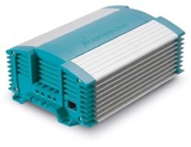 81300400 Convertidor Magic 12/12-20A CC/CC Los modelos Magic pueden regular las subidas y bajadas de tensión para asegurar una estabilización óptima de la tensión, incluso cuando la tensión de la batería fluctúe debido a cargas importantes.