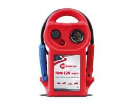 861044 Arrancador de baterías Mini V-440CA, 12V. Son compatibles con motores de gasolina, diésel y vehículos híbridos.  La gama MINI es apta para concesionarios de coches, motos, maquinaria de jardinería, así como salas de exposiciones y particulares.