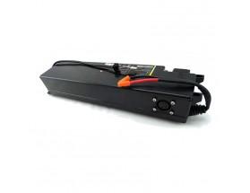 Pack de alimentación, 36V, 5.6Ah, con LEDs, negro