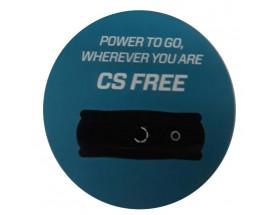 CSFREE-PEGA - Pegatina de suelo CS Free, 50 cm