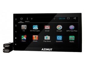 PTNV695 Equipo multimedia android 6.95, sin DVD. Memoria interna de 32Gb. Sistema Operativo Android 8.0.1