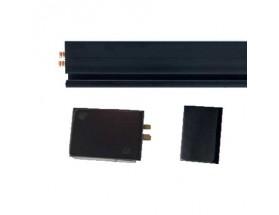 ML2TBLECB Kit básico de inicio; 250VCA; 32A. Sistema de distribución eléctrica mediante raíles que permite recolocar, añadir o quitar las tomas de corriente a voluntad y tantas veces como sea necesario.