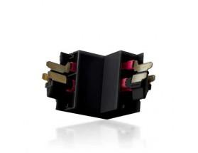 MLECJB Kit de esquina exterior. Sistema de distribución eléctrica mediante raíles que permite recolocar, añadir o quitar las tomas de corriente a voluntad y tantas veces como sea necesario.