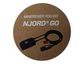 NJORD-PEGA - Pegatina de suelo Njord Go, 50 cm