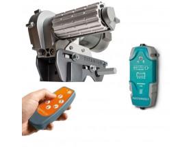 PACK-MOV1V17 Pack Mover Titanium con cargador de baterías. Pack de aparca-caravanas, control remoto y cargador de baterías