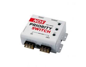 SP230 Conmutador Priority Switch entre inversor y corriente alterna. Sistema de control de tensión a 230V. Cuando haya energía disponible desde un inversor conectado a la batería y toma de red a 230V, siempre tendrá prioridad esta última.