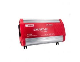 SP3000-12 Convertidor Smart-in 230V/50-60Hz 12/3000, onda pura. Diseñados para garantizar el máximo rendimiento en términos de seguridad, eficiencia y fiabilidad.