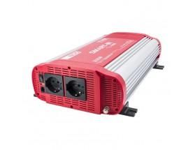 SP3000-24 Convertidor Smart-in 230V/50-60Hz 24/3000, onda pura. Diseñados para garantizar el máximo rendimiento en términos de seguridad, eficiencia y fiabilidad.
