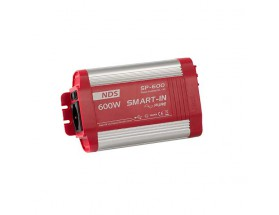 SP600-12 Convertidor Smart-in 230V/50-60Hz 12/600, onda pura. Diseñados para garantizar el máximo rendimiento en términos de seguridad, eficiencia y fiabilidad.