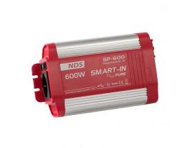 SP600-24 Convertidor Smart-in 230V/50-60Hz 24/600, onda pura. Diseñados para garantizar el máximo rendimiento en términos de seguridad, eficiencia y fiabilidad.