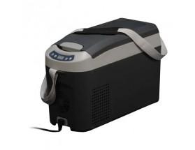 TB018NN37AAN Nevera portátil de 18 litros, 12/24VCC - 35W. Concebido para ser instalado en pequeños espacios o bien para poder ser fácilmente transportado a cualquier parte gracias a su peso reducido y a la cómoda correa.